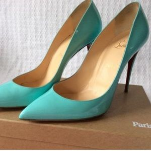 Pigalle Louboutin Tiffany Blue 👠